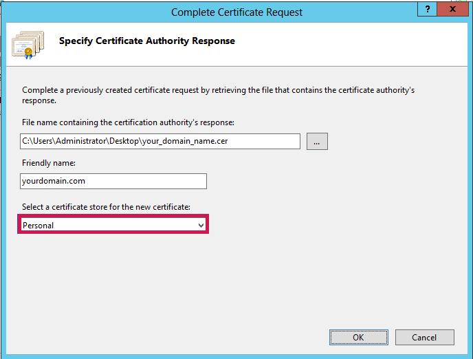 complete-certificate-request