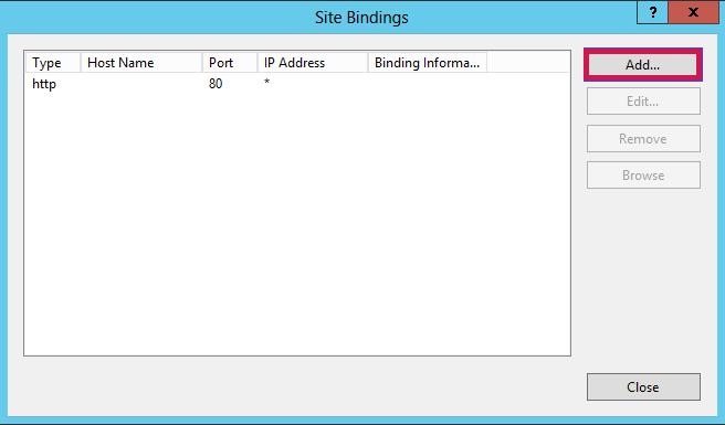 site-bindings